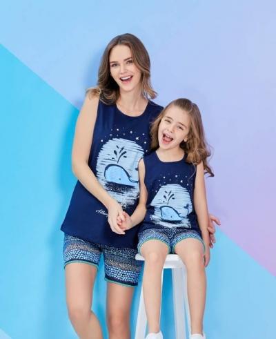 Пижама подростковая для девочки
