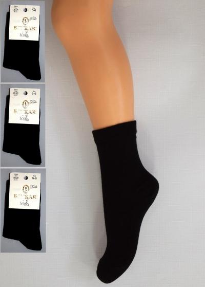Носки хлопковые детские унисекс