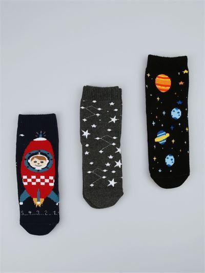 Носки махровые детские для мальчика