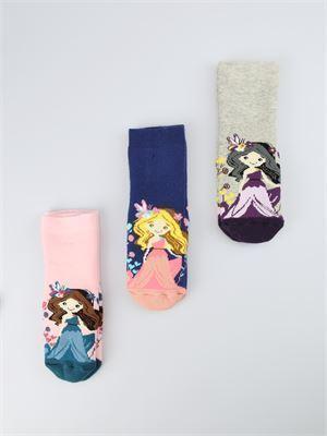Носки махровые детские для девочки