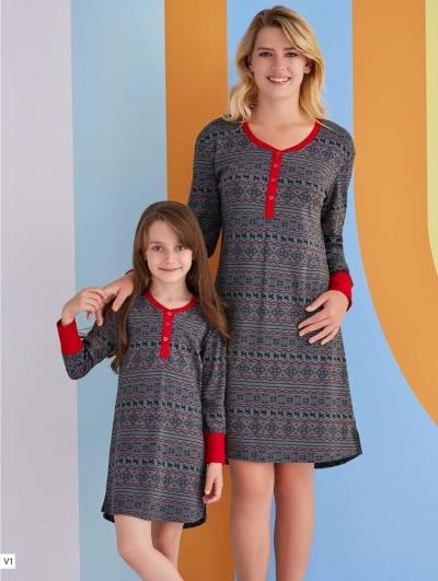 Сорочка подростковая для девочки